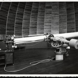 Telescopio Merz Repsold ©INAF Osservatorio Astronomico di Brera