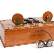 Detector Magnetico Marconi - ©ArchivioMuseoNazionaleScienzaTecnologia