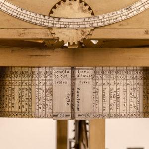 Astrario di Giovanni Dondi - ©ArchivioMuseoNazionaleScienzaTecnologia