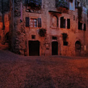 Canale di Tenno - Foto di Fototeca Trentino Sviluppo