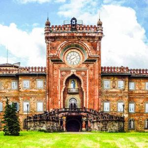Castello di Sammezzano - foto di Paebi, licenza CC-BY-SA-3.0 da Wikimedia Commons
