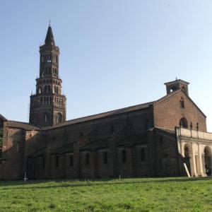 Abbazia di Chiaravalle - Foto di Lorenzo Martone