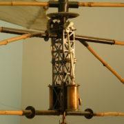 Elicottero sperimentale Forlanini - Foto ©Archivio Fondazione Museo Nazionale Scienza e Tecnologia - Milano