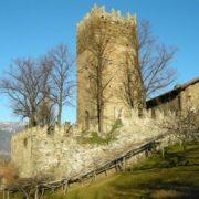 Gressan, Castello Tour de Villa - Foto C. Arruga per Film Commission Vallee D'Aoste