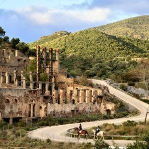 Miniere di Ingurtosu - Foto di ASpexi, licenza CC-BY-NC-SA, da Sardegna Turismo