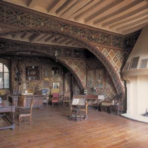 Museo dello Studio Moretti Caselli Vetrate artistiche - Foto di Michele Panduri