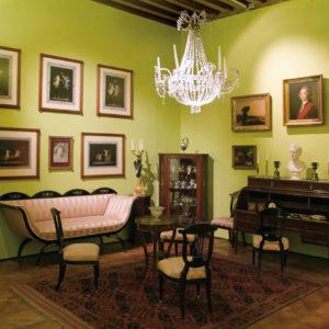 Palazzo Coronini Cronberg, Sala Carlo X