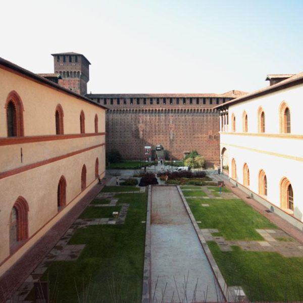 Castello Sforzesco - Corte Ducale
