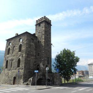 Torre del Lebbroso, foto di Geobia, licenza CC-BY-SA 3.0 da Wikimedia Commons