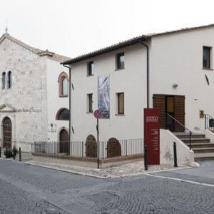 Complesso museale di S. Francesco, esterno - Foto di Marcello Fedeli