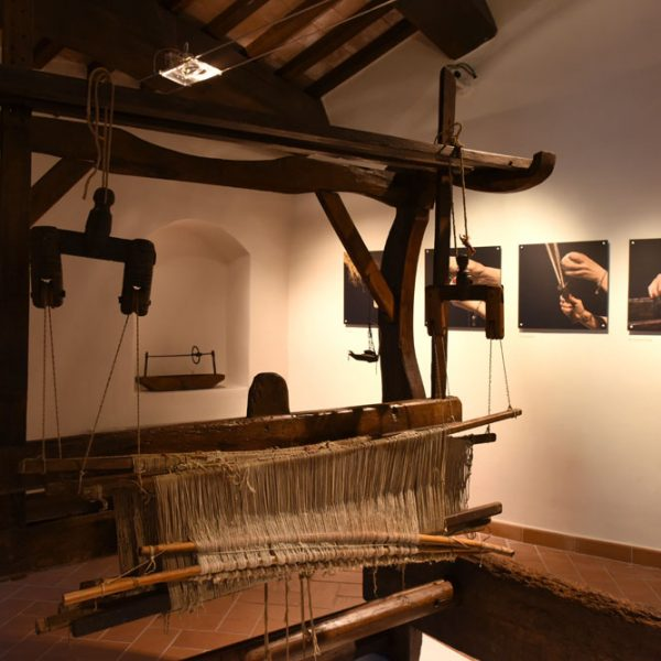 Museo della Canapa - interno